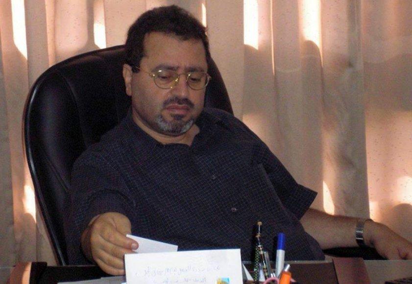 Palestinos ambasadorius Čekijoje Jamalas al Jamalas