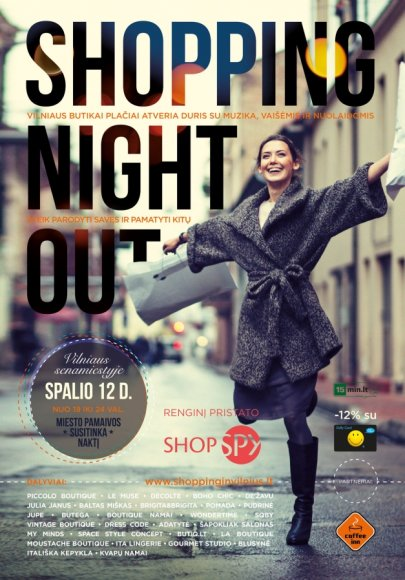 """""""Shopping night out"""""""