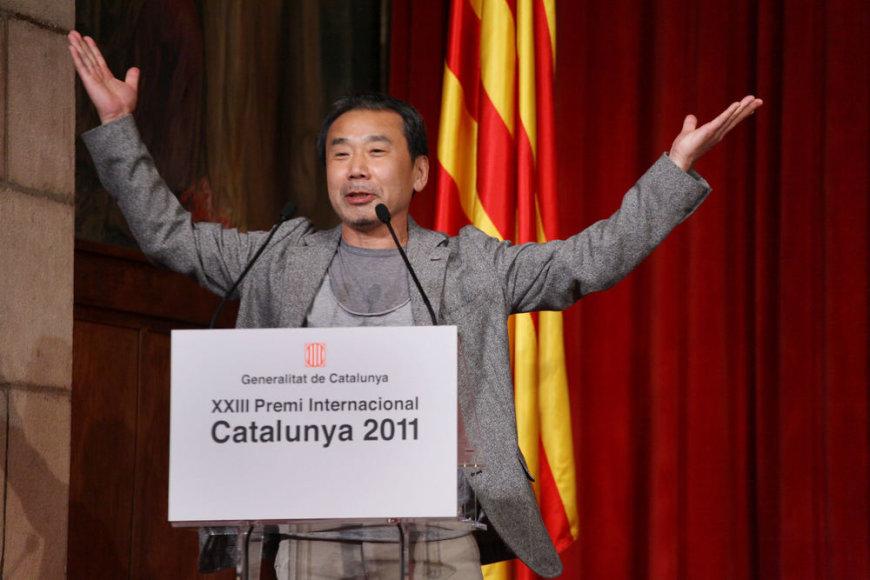 Rašytojas Haruki Murakami