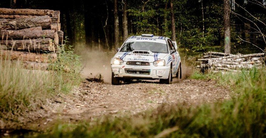 """Rally Classic"" varžybos"