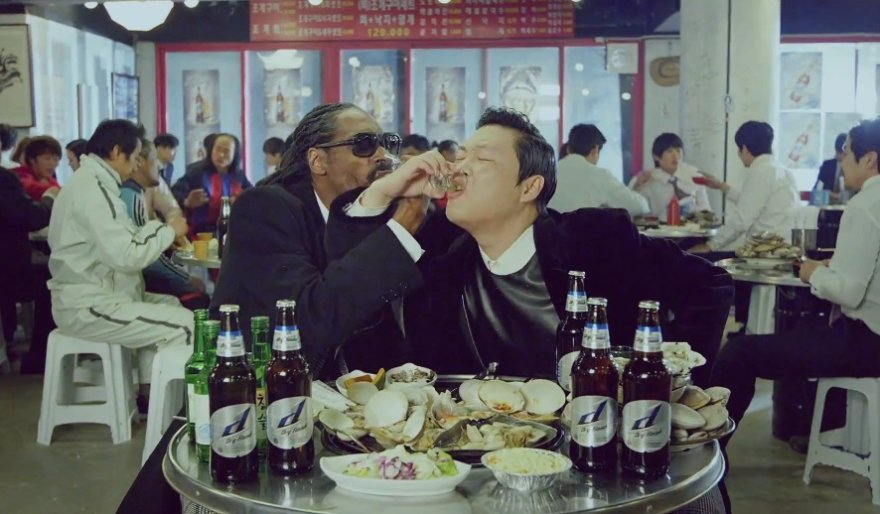 Psy ir Snoop Dogg