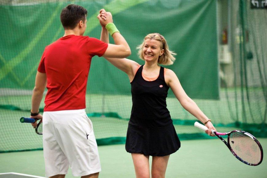 Kalėdinis mišriųjų dvejetų teniso turnyras
