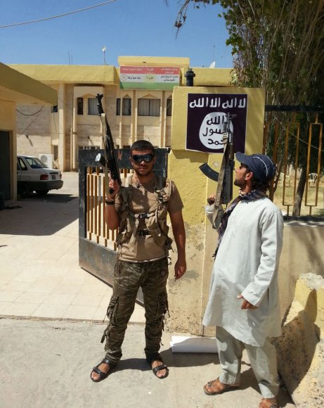 """""""Islamo valstybės"""" teroristai Irako Kurdistane"""