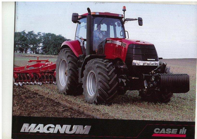 """Traktorius """"CASE IH Magnum 310"""""""