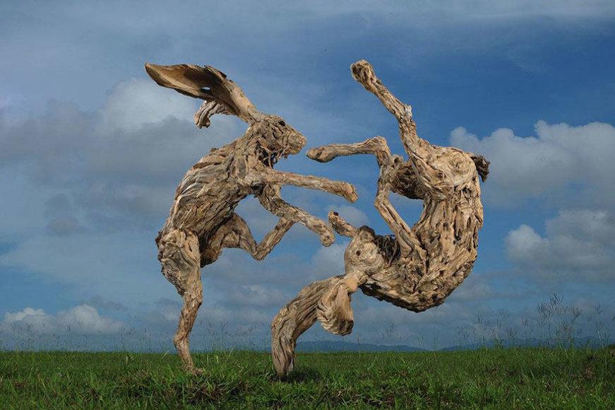 James Doran-Webb skulptūra