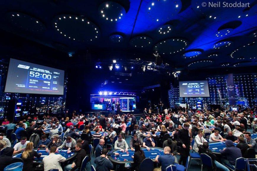 Europos pokerio turo (EPT) Didysis finalas