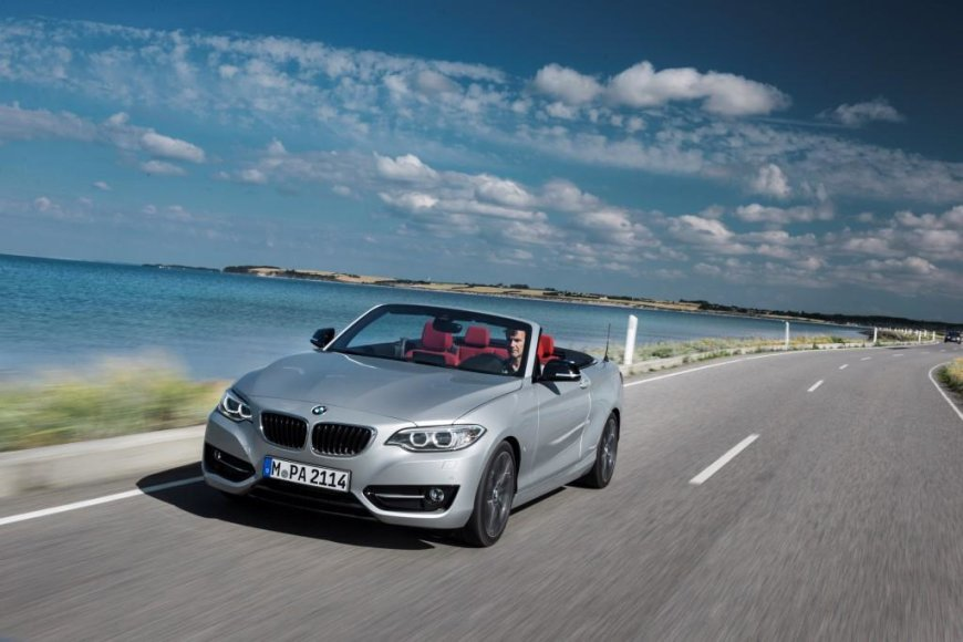 """BMW 2 Series Convertible"""