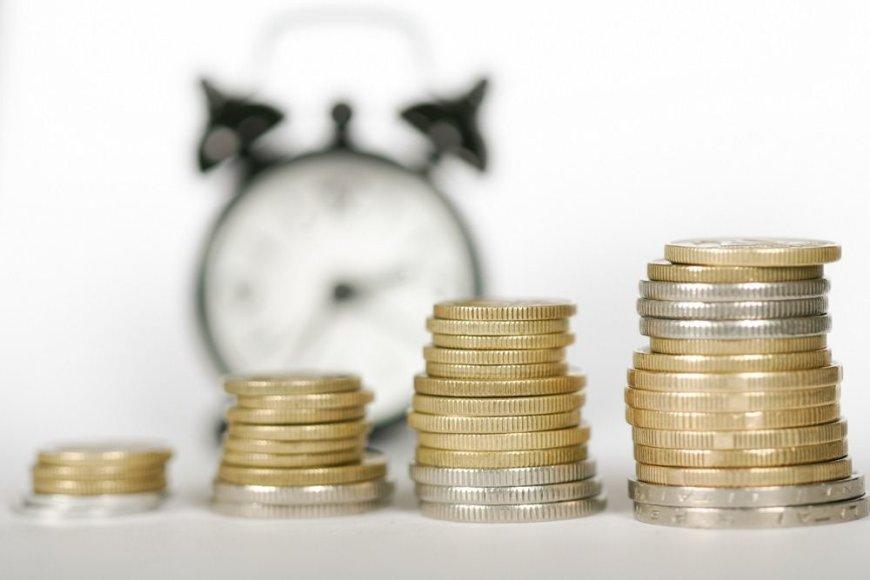 Laikas pinigai