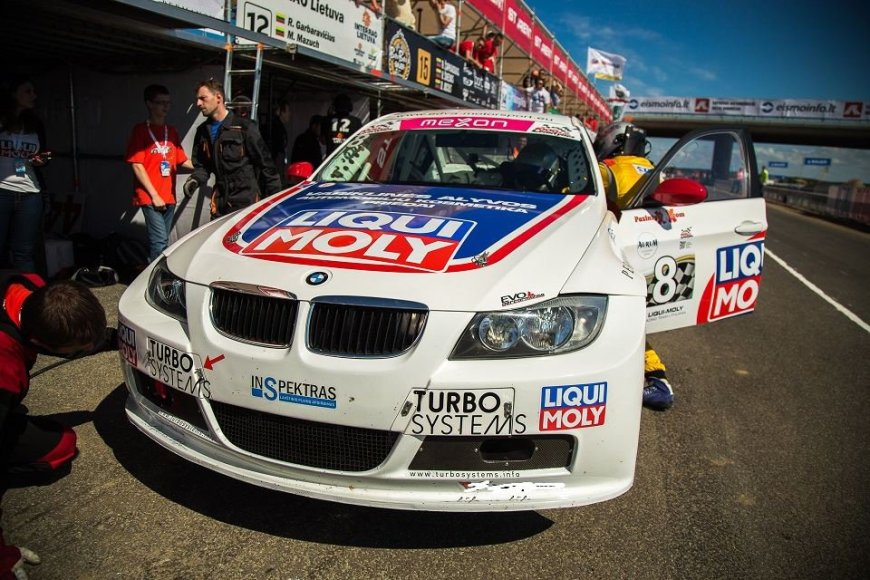 """Liqui Moly Racing Team"""