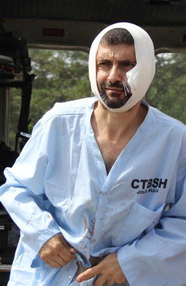 Filipinuose išlaisvintas įkaitu laikytas Lorenzo Vinciguerra 2014 m. gruodžio 06 d.