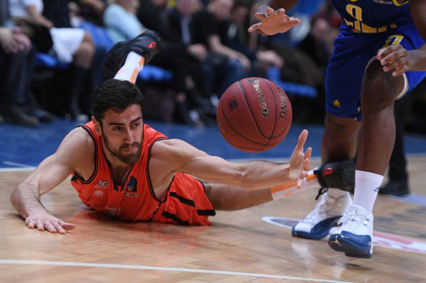 "Joanas Sastre (""Valencia Basket"")"