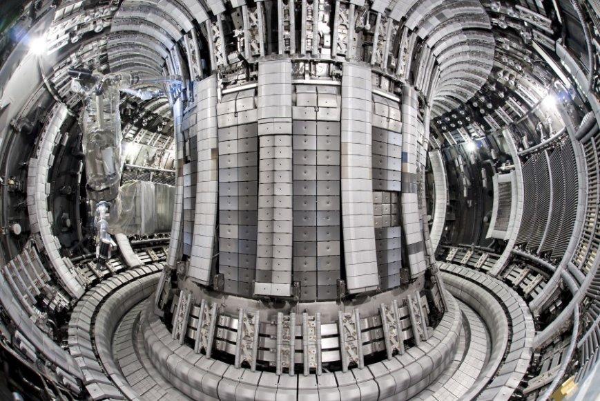 Termobranduolinė energetika