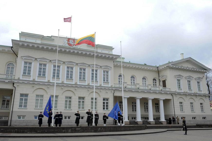 Lietuvos įstojimo į NATO minėjimas