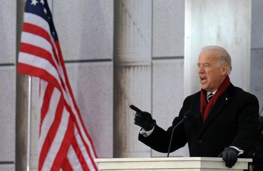 Viceprezidentas Joe Bidenas