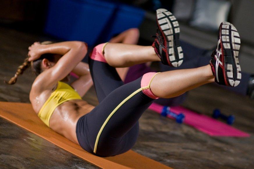Kaip užauginti raumenų masę?