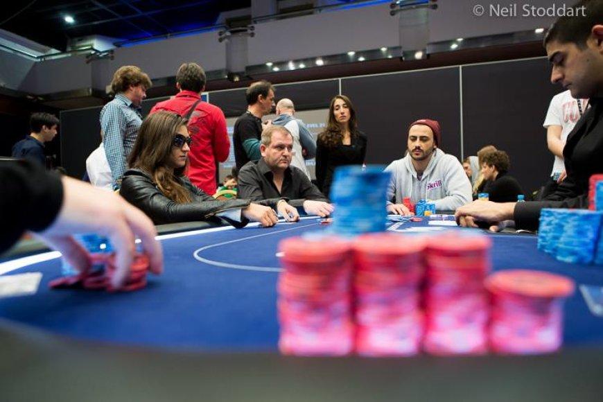 Europos pokerio turas Prahoje