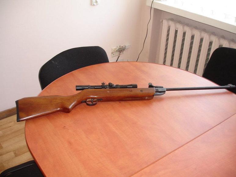 Orinis šautuvas