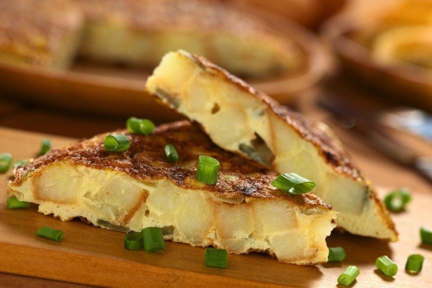 Ispaniškas omletas
