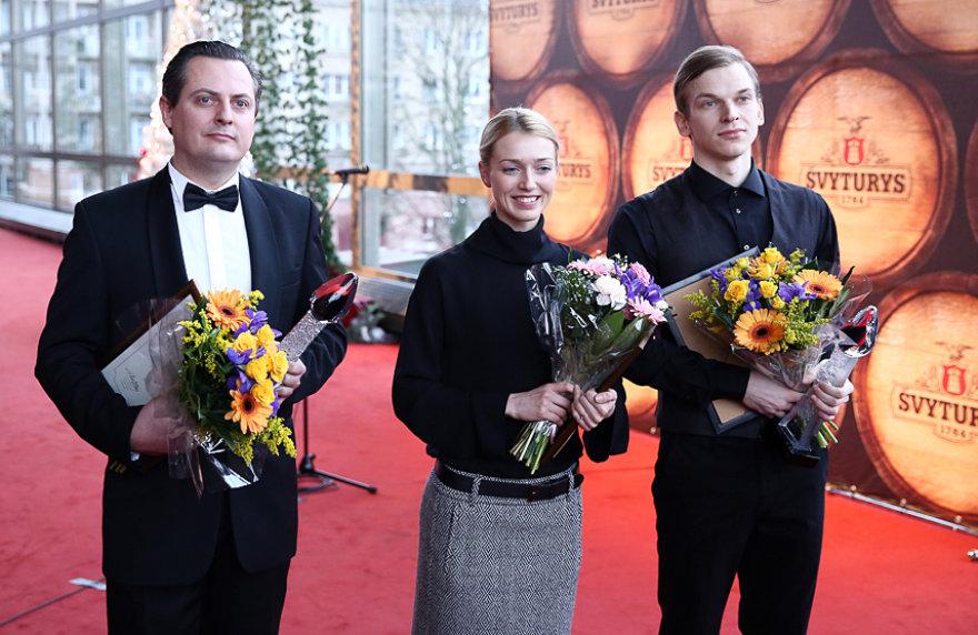 Tadas Girininkas, Rūta Juodzevičiūtė ir Marius Miliauskas