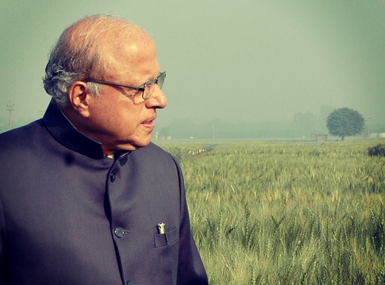 Indijos mokslininkas M.Swaminathanas išvedė mikroelementais prisodrintų sorų rūšį
