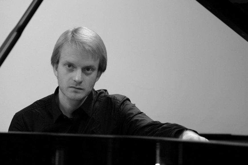 Pavelas Yeletskij sausio 21-ąją koncertuos Klaipėdos koncertų salėje.