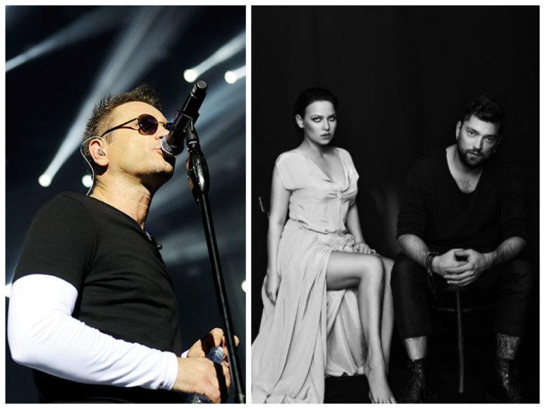 Marijonas Mikutavičius, Justė Arlauskaitė-Jazzu, Leon Somov