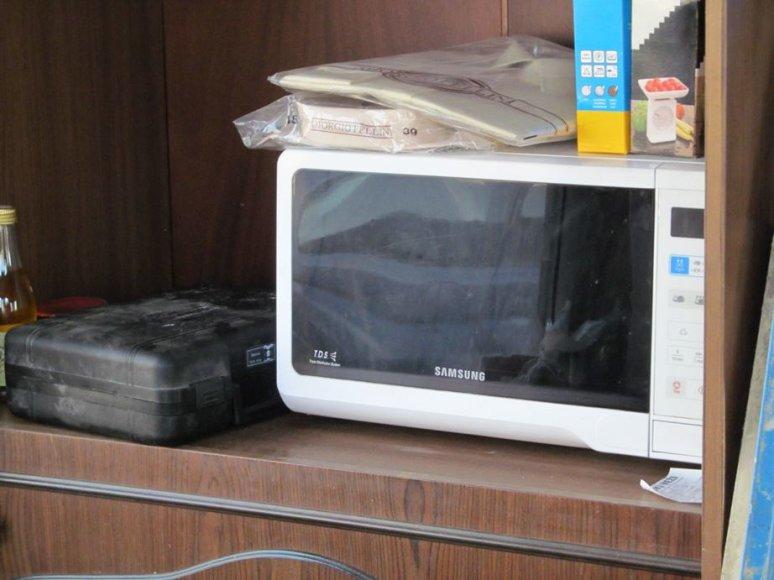 Policija iš vagies konfiskavo daug vogtų daiktų