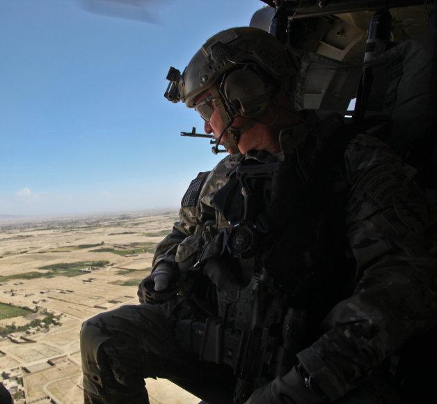 JAV specialiosios pajėgos