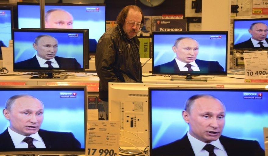 Rusijos ekonomikai prognozuojama stagnacija