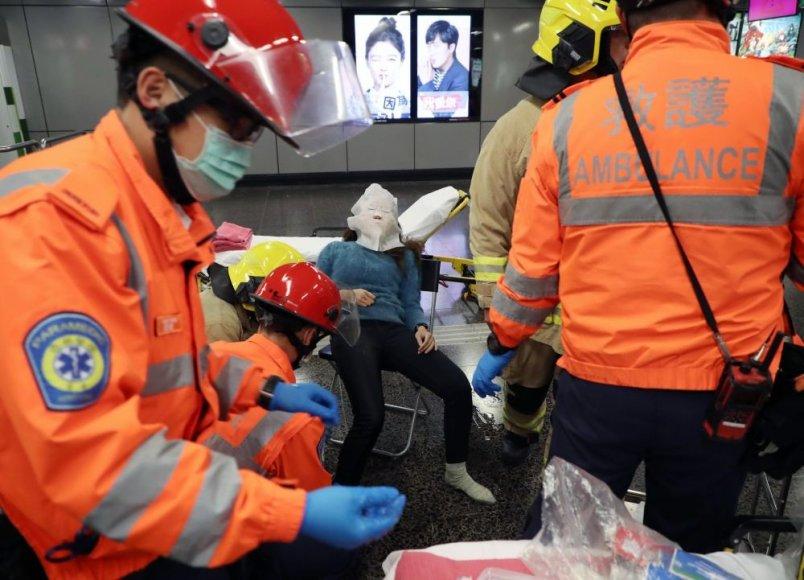 Išpuolis Honkonge