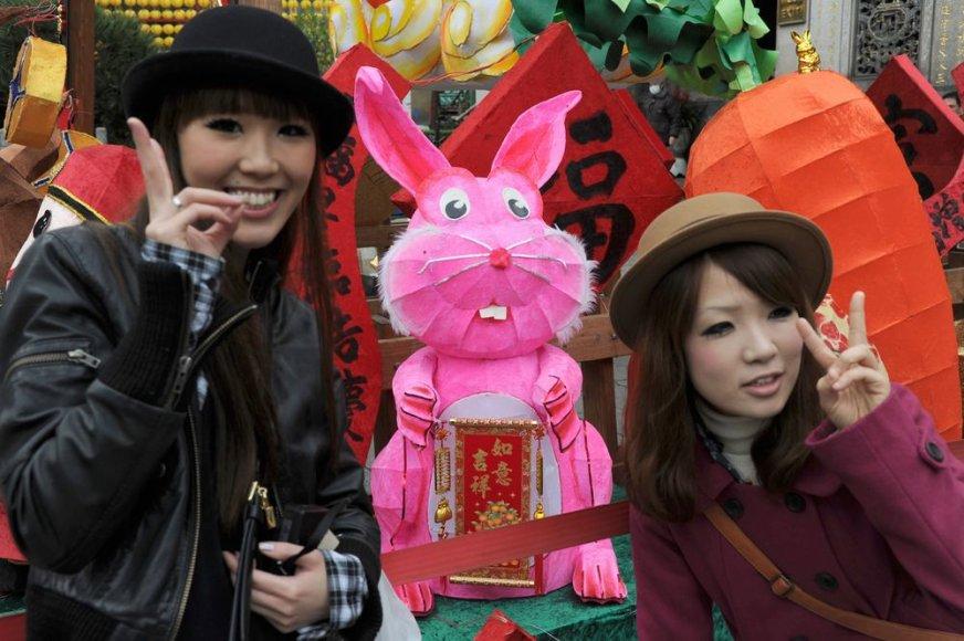 Prieš keliaudami į užsienį japonų turistai turės pasimokyti elgesio