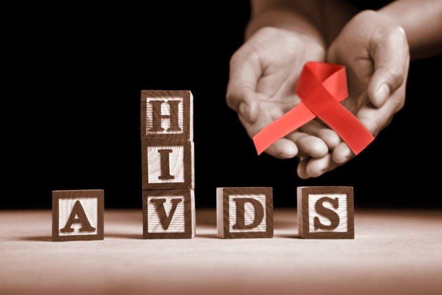 Gruodžio 1-ąją minima pasaulinė AIDS diena