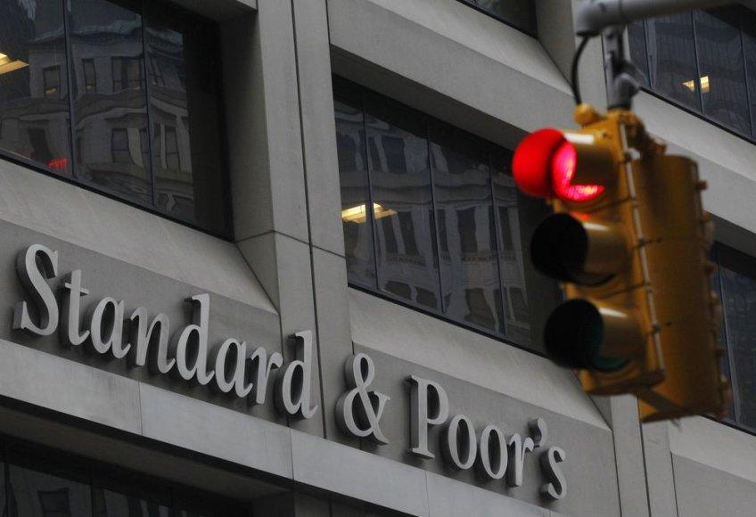 """Tarptautinė reitingų agentūra """"Standard & Poor's"""""""