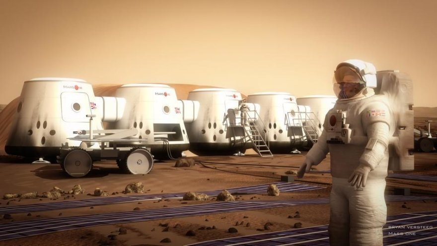 Astronautas Marse