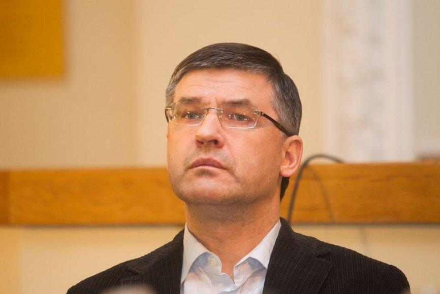 Politikas Alvydas. Medalinskas