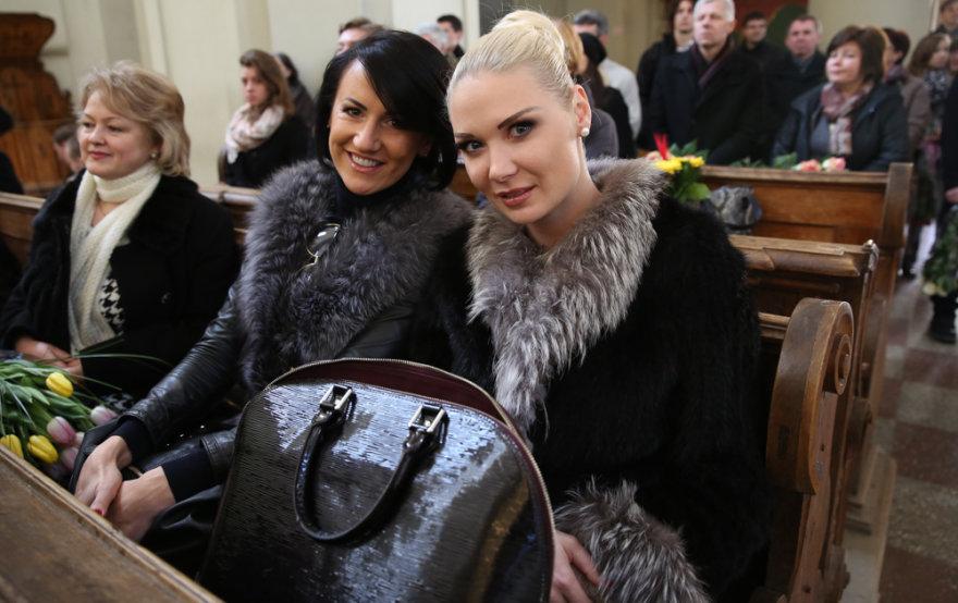 Katažina Nemycko ir Natalija Bunkė