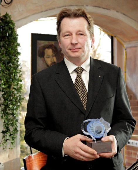 Pasvalio rajono savivaldybės administracijos direktoriaus pavaduotojas Paulius Petkevičius. VRM nuotr.