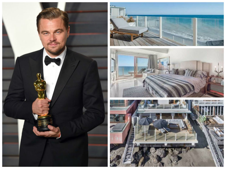 Leonardo DiCaprio parduoda vilą Malibu