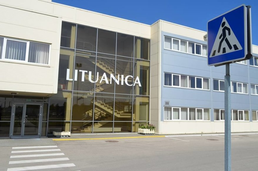 """""""Lituanica"""" feisbuko paskyros nuotr./""""Lituanica"""" batų siuvykla"""