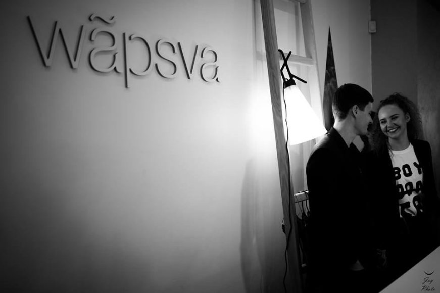 """""""Wapsva"""" dizaino namai"""