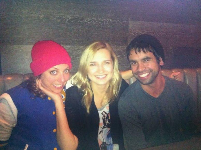 Rasa su draugais Vankuveryje