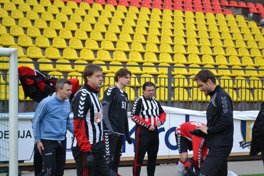Vilniaus mėgėjų futbolas