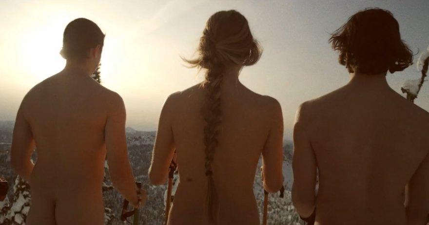 Kadras iš filmo Valhala