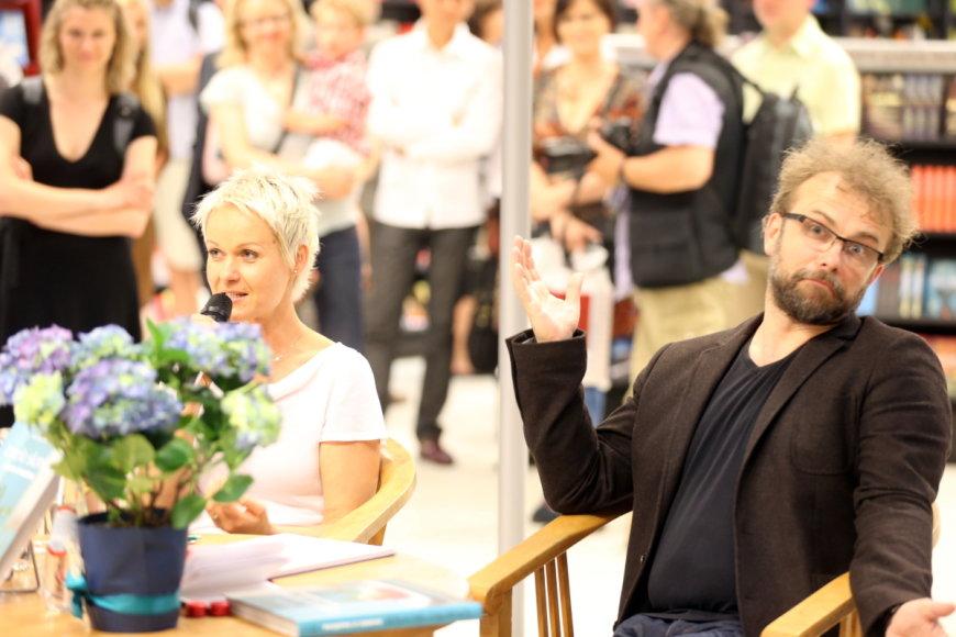 Nida Degutienė ir Rytis Zemkauskas