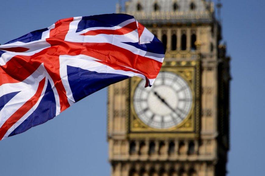 Didžiosios Britanijos vėliava