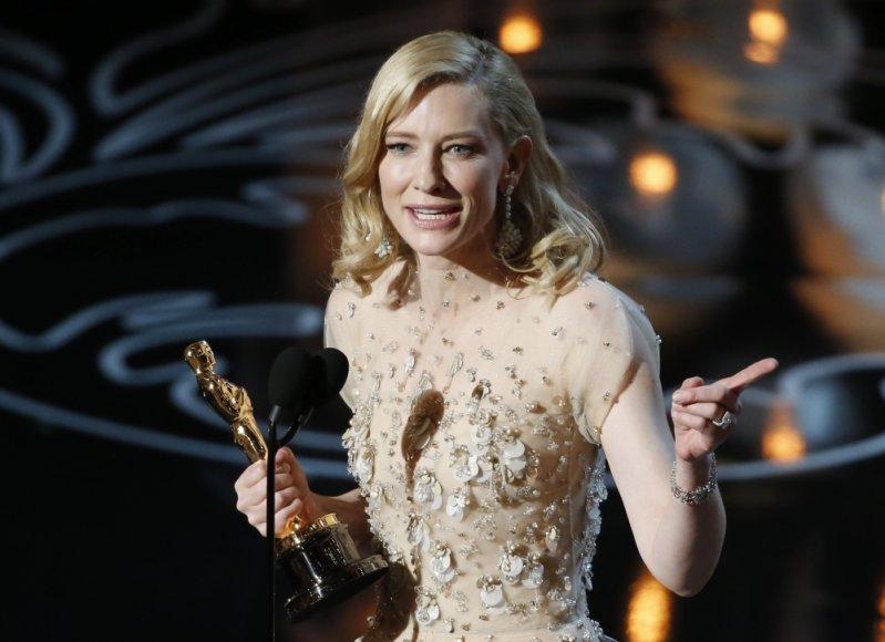 Cate Blanchett – geriausia aktorė