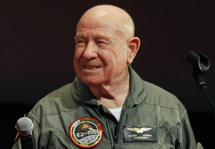 Kosmonautas Aleksejus Leonovas