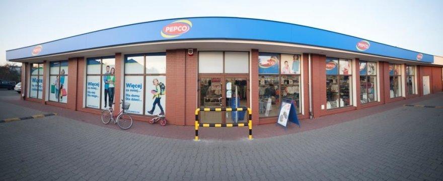 PEPCO parduotuvė