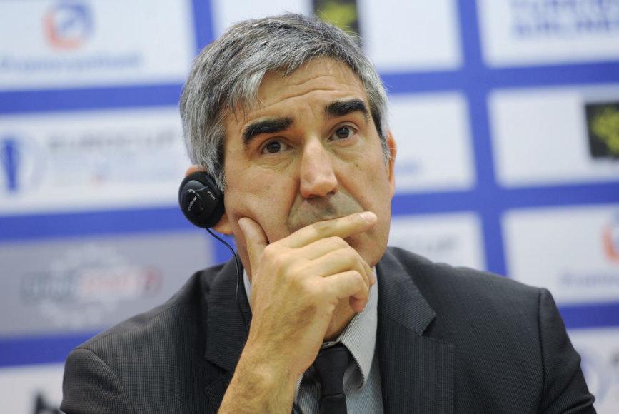Eurolygos prezidentas Jordi Bertomeu
