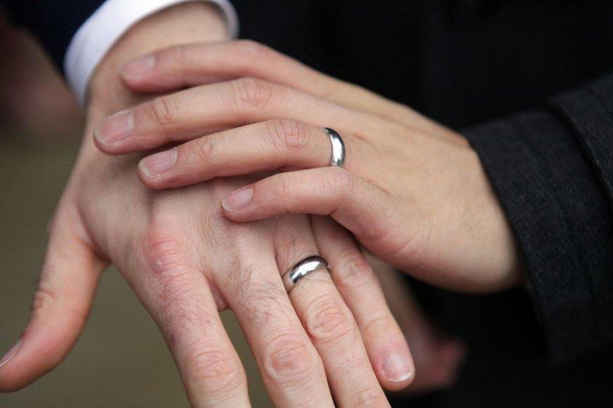 Homoseksualų santuoka